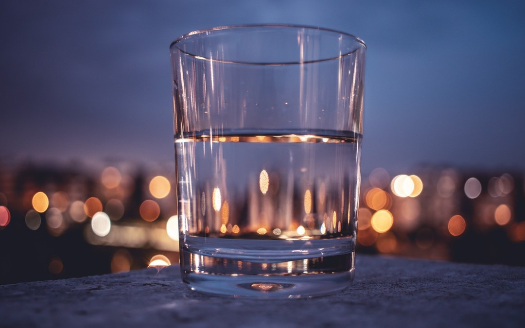 """""""People who wonder if the glass is half empty or full miss the point. The glass is refillable."""" – Unknown"""